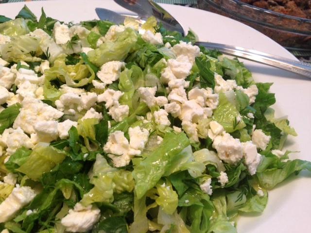 Villager salad 2